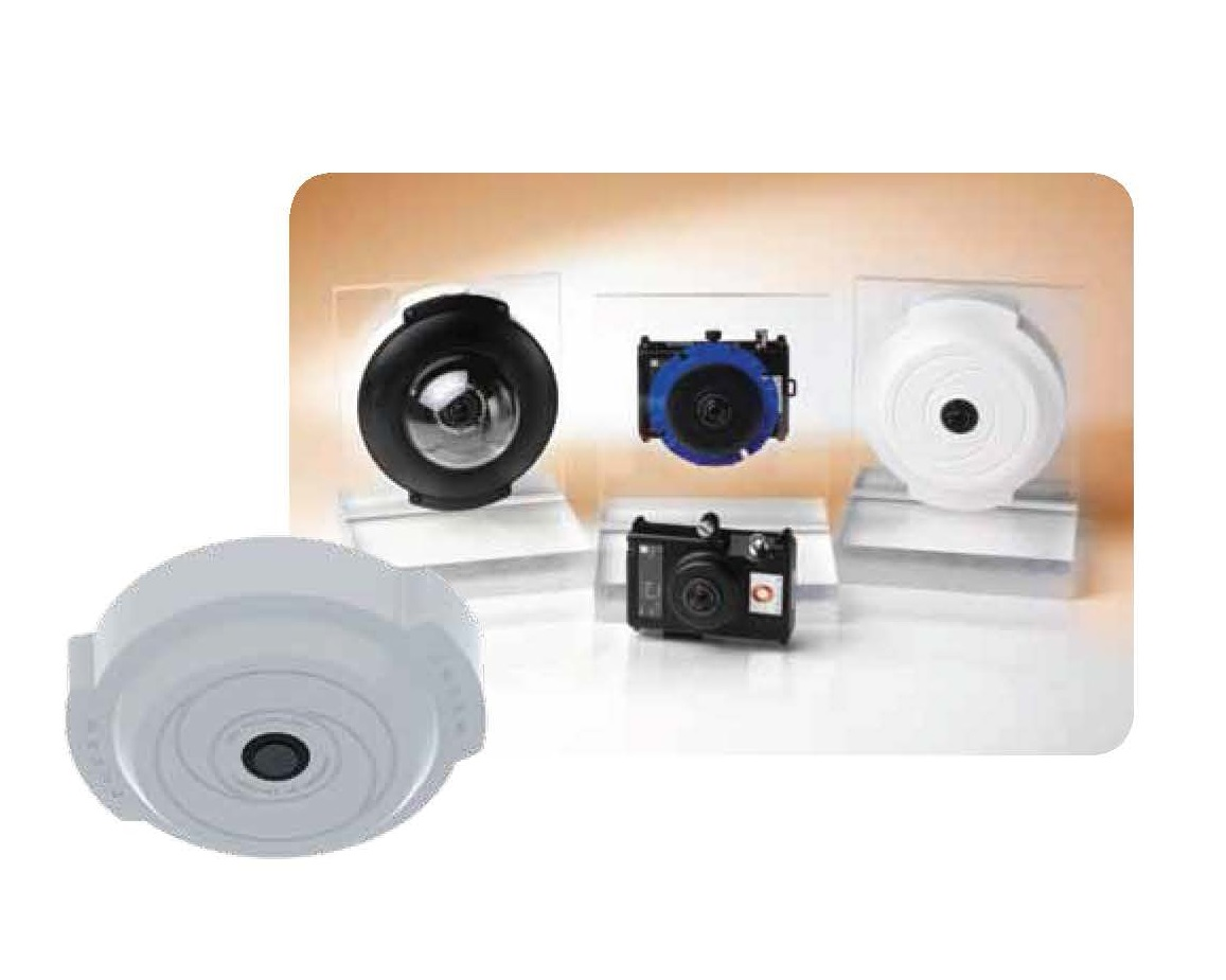 Cctv Pelco Evolution360-Degree